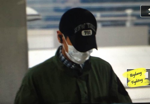 Big Bang - Incheon Airport - 27nov2015 - BigbangFighting - 04