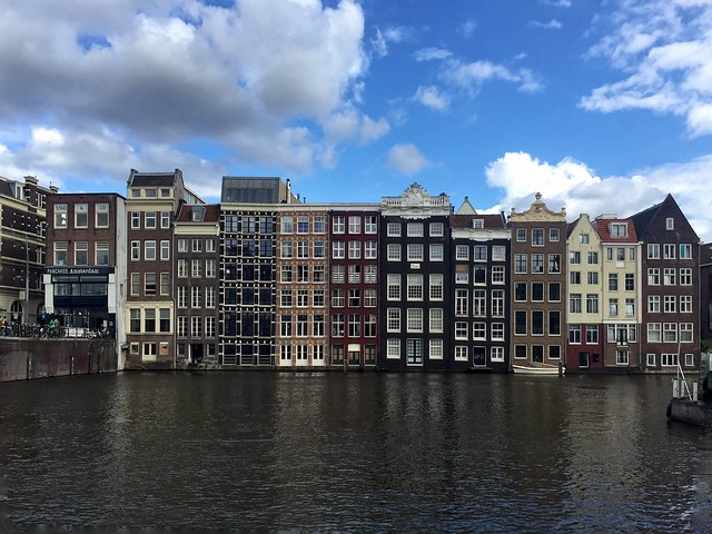 Amsterdam iPhone