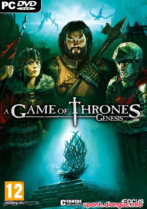 Download Game A Game of Thrones: Genesis – FLT Full crack