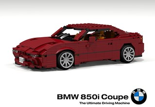 BMW E31 850i (1989)
