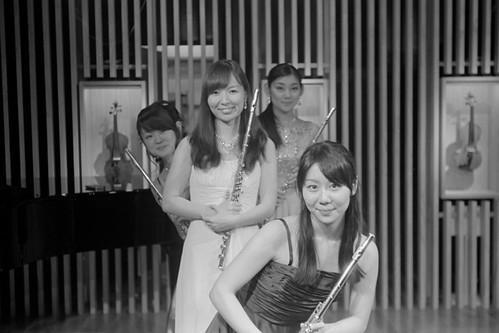 Flute quartet MICO