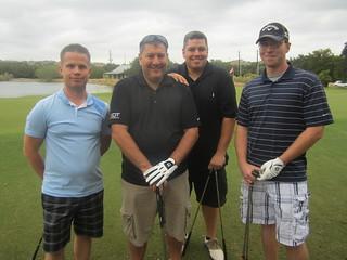 Tom Garrow team #2