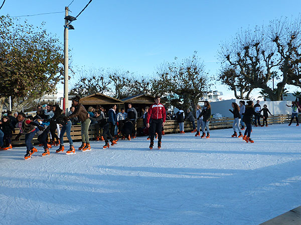 patinoire cannes
