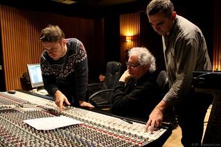Studio Midi Live pour le nouvel album de Jean-Marc Padovani