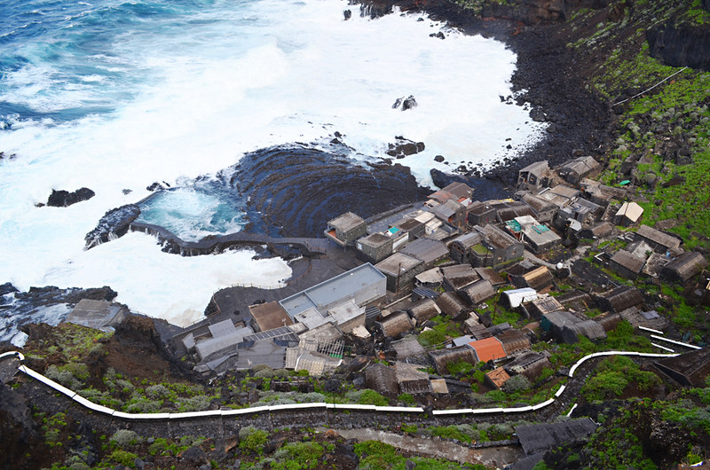 Pozo de las Calcosas, El Hierro, Canary Islands