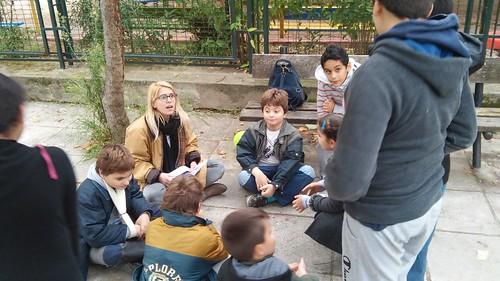 Κυριακή 23 Νοεμβρίου- 10-2 το πρωί- Γιορτάζουμε την Παγκόσμια Ημέρα των Δικαιωμάτων του Παιδιού