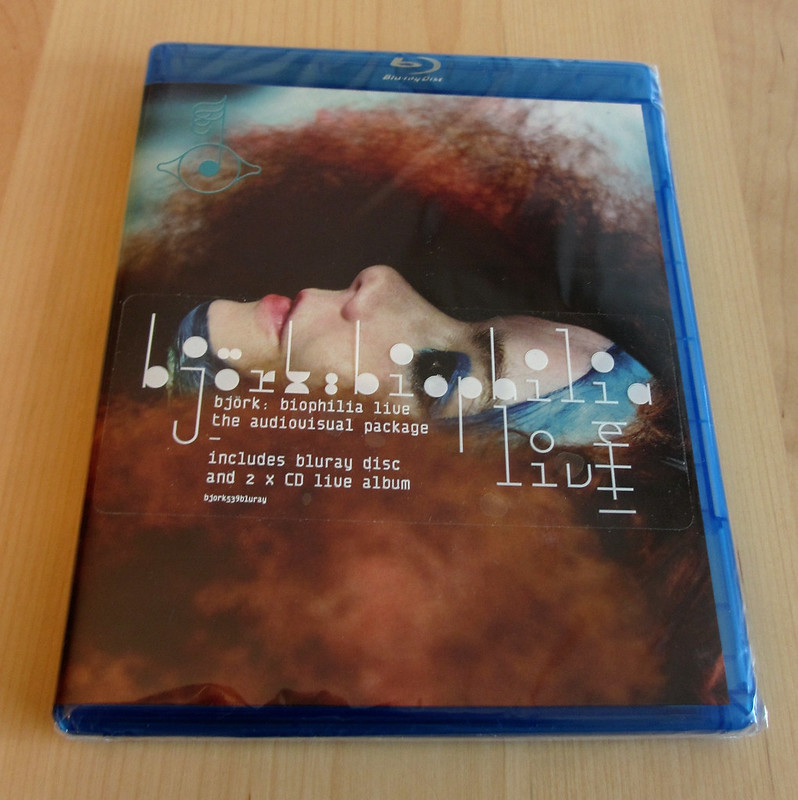 Björk - Biophilia Live (11/24/2014) Pre-order - Blu-ray Forum
