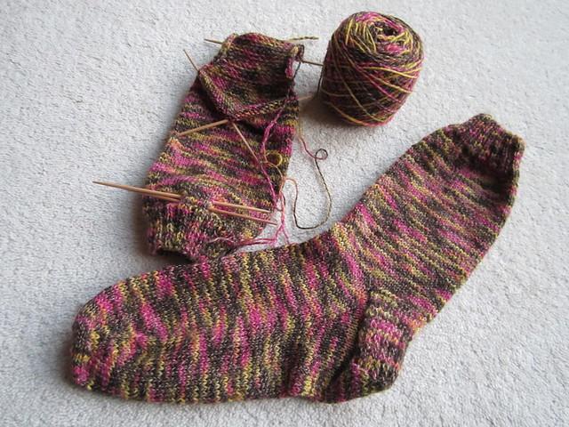 socks for Monika WIP (1)