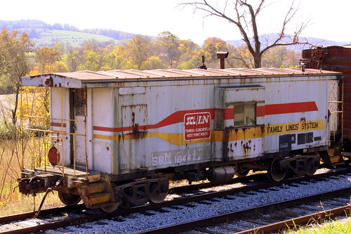 Family Lines System Caboose # 16447