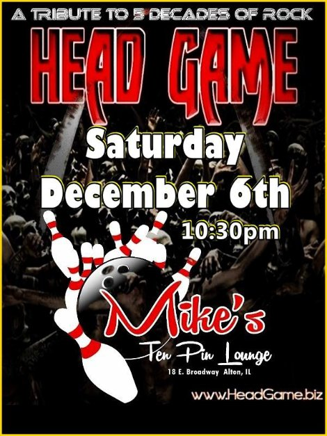 Head Game 12-6-14