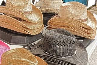 Stacks & Stacks of Hats