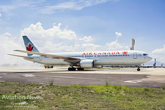 Air Canada Boeing 767-375ER