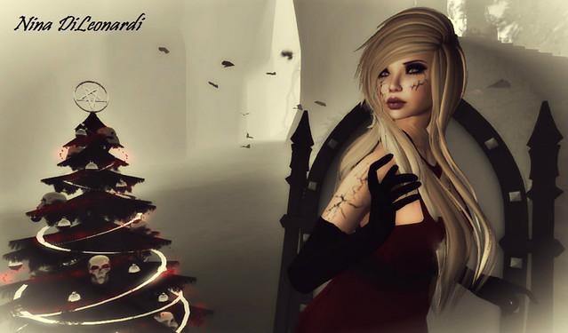 - My Shattered Christmas Self -