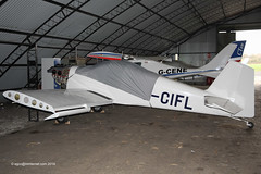 G-CIFL - 2014 build Vans RV-6, new Barton resident