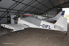 G-CIFL - 2014 build Vans RV-6, new Barton resident