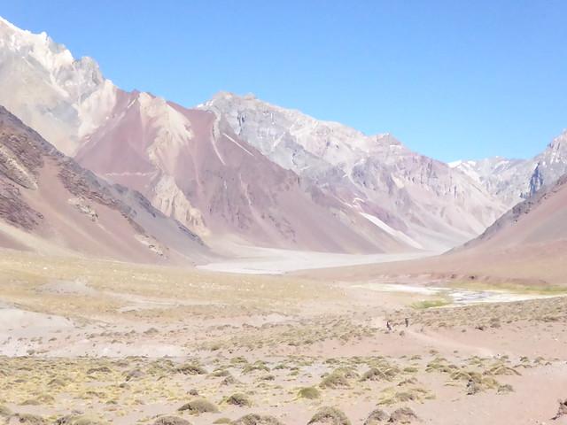 Horcones Valley, Aconcagua