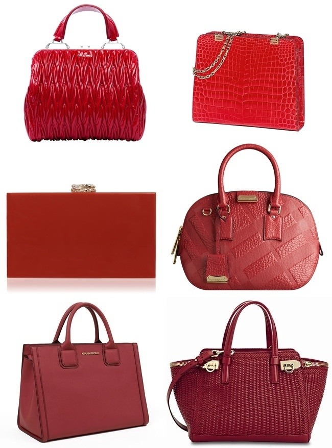 3 bags red
