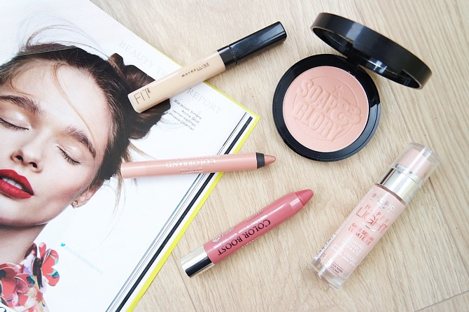 Maybelline Fit Me Concealer, Bourjois, Soap & Glory