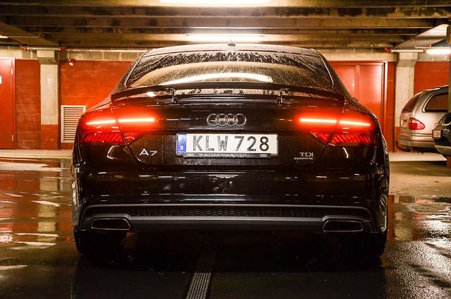 Audi A7 3.0 TDI 320hk