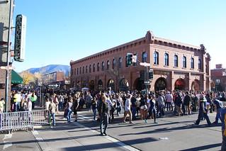 Homecoming. Flagstaff Arizona.