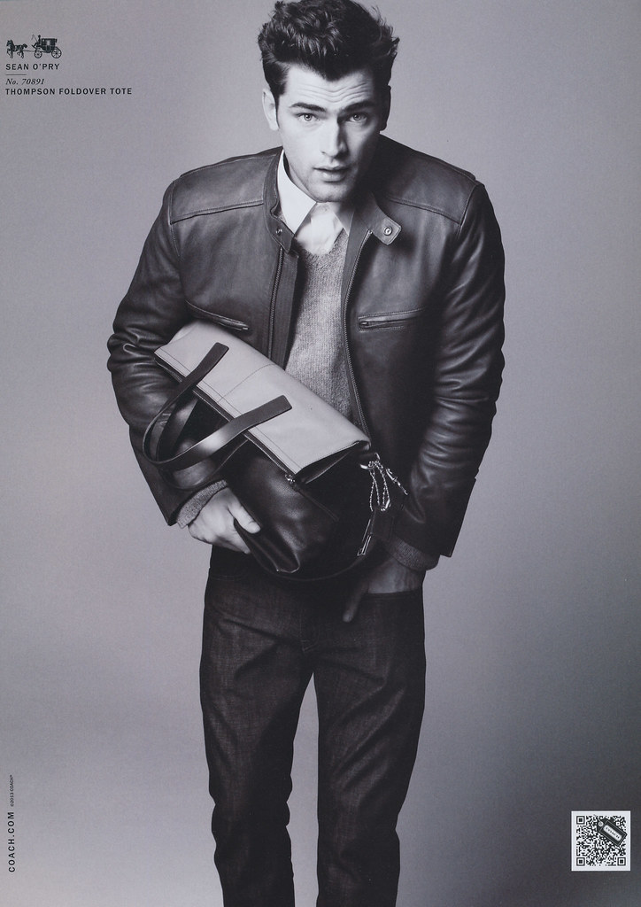 Sean O'Pry0002_COACH(GQ Japan_GQ Style 2013_05)