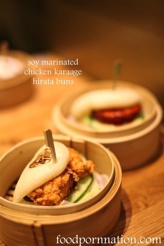 soy marinated chicken karaage