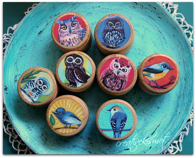 Little Trinket Boxes by Regina Lord