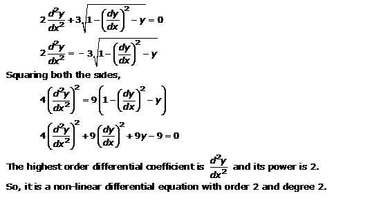 RD Sharma Class 12 Solutions Chapter 22 Differential Equations Ex 22.1 Q16