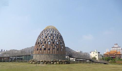 Ta-Chiayi-Parc Culturel-Sculpture geante (1)