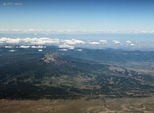 travel colorado united aerialview aerial windowseat zeesstof denvertohouston