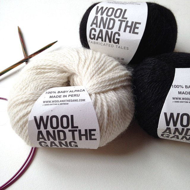 Wool & The Gang Mitts
