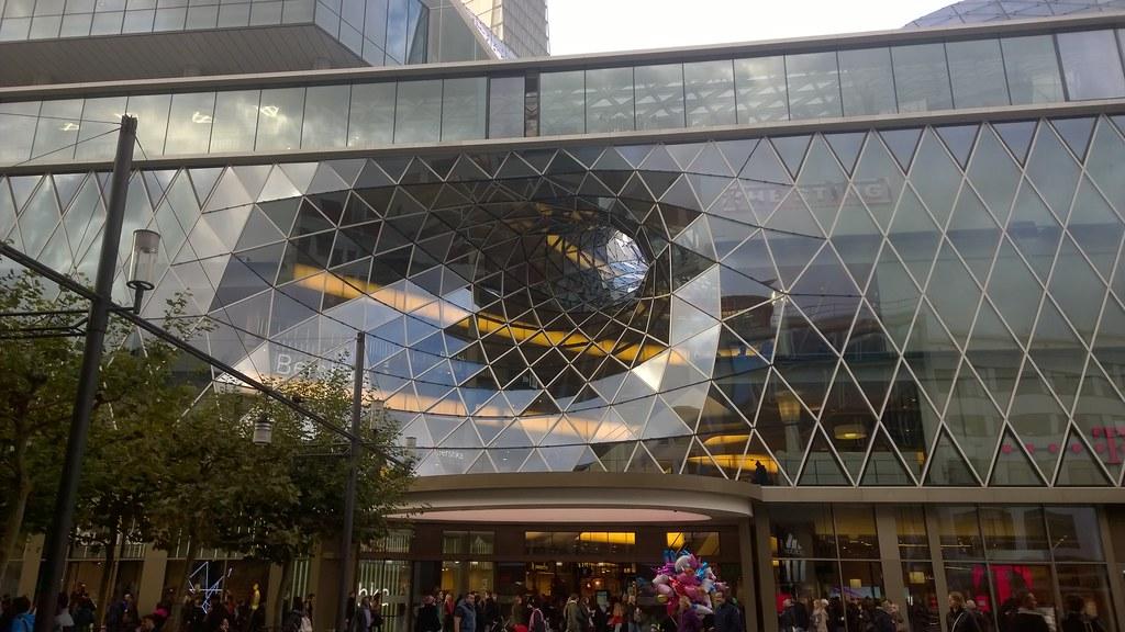 Shopping em Frankfurt