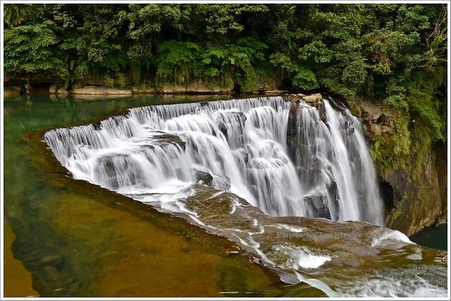 十分瀑布公園眼鏡洞瀑布019-DSC_0621