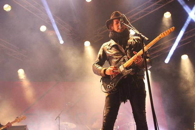 Kensington live at Eurosonic 2015