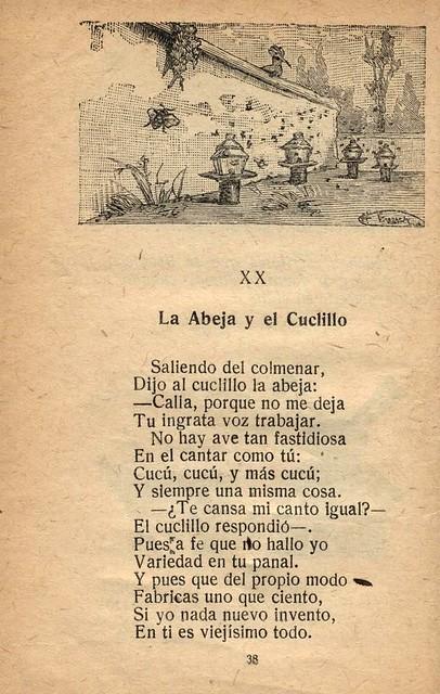 014- Fabulas de Iriarte- 1920- Saturnino Calleja-© BNM