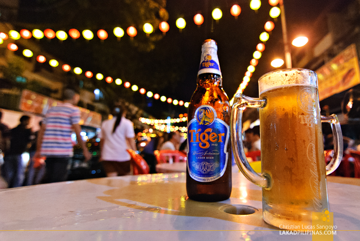 Drinking Spree at KL's Jalan Alor