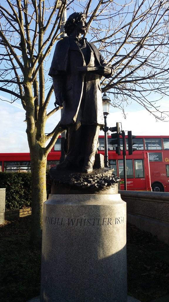 Whistler #sh
