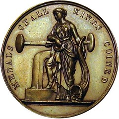 Charles Stubenrauch Medals Of All Kinds Coined reverse