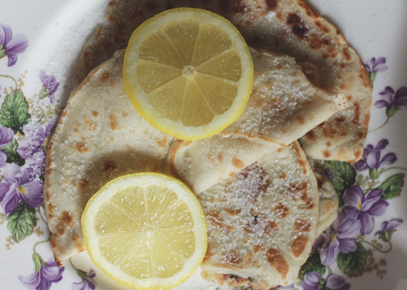How to make french crepes, Bumpkin Betty