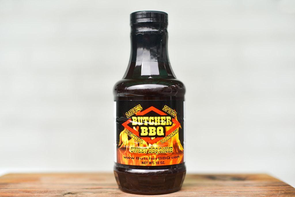 Butcher BBQ Sweet BBQ Sauce