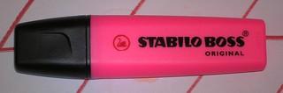 Stabilo_BOSS_pink