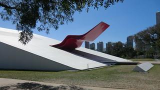 São Paulo: Parque do Ibirapuera - Auditório, by Oscar Niemeyer