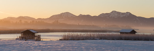 winter light panorama snow ice fog sunrise canon germany landscape bayern dawn chiemsee 6d rimsting canonef135mmf2lusm