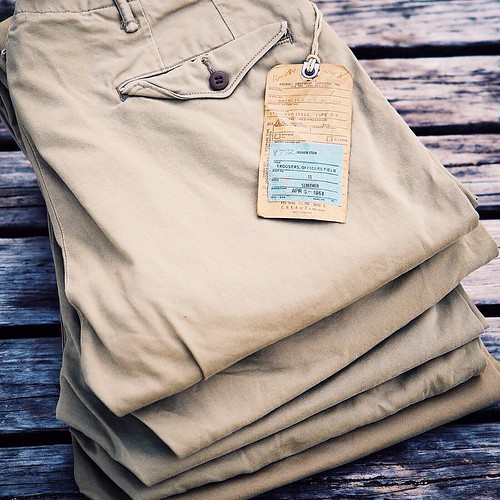 RRL / Officer's Field Chino