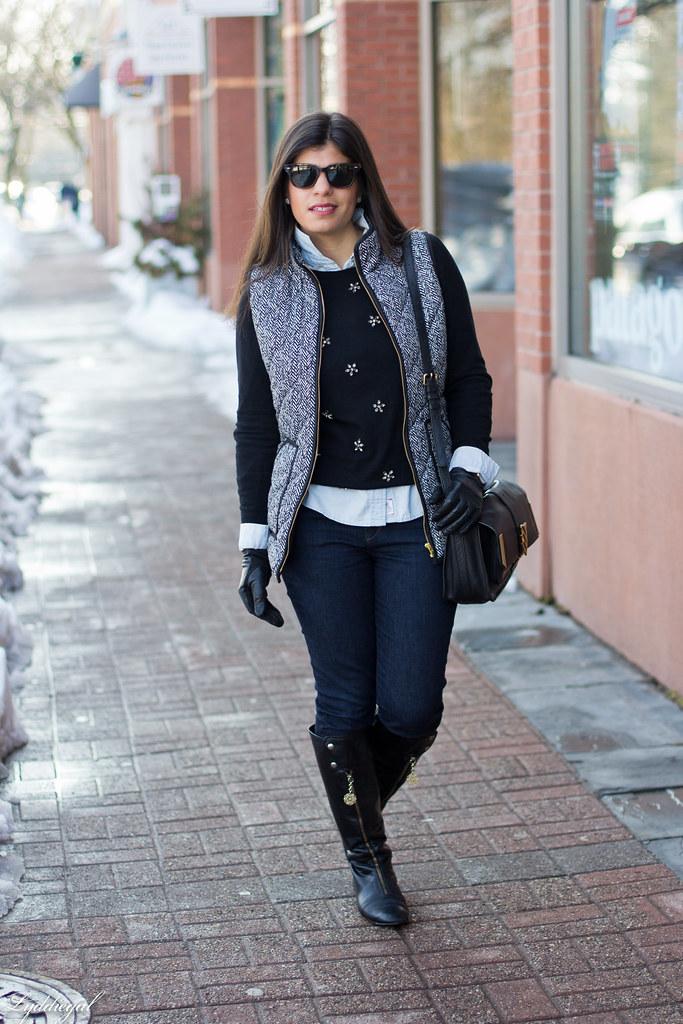 jeweled sweater, chambray shirt, herringbone vest-1.jpg