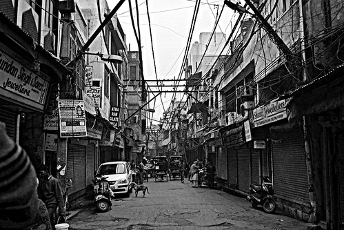 Streets of New Delhi