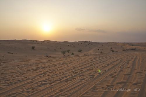【写真】2014 世界一周 : ドバイ・砂漠(1日目)/2014-12-17/PICT6686