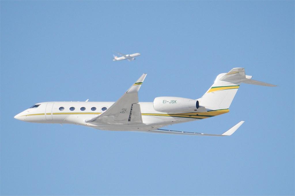 EI-JSK - G650 - Westair Aviation