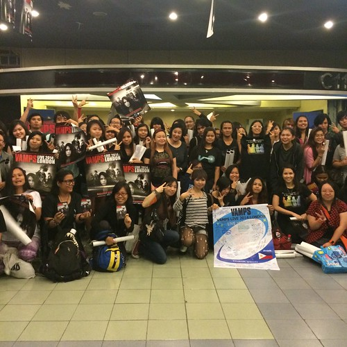 VAMPS 2014: Live in London Manila Screening Event Reportd