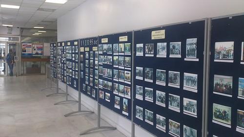 Фотовыставка, посвященная 55-летию РУДН